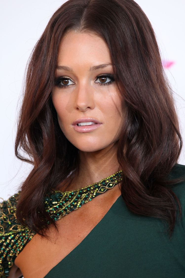 Erin McNaught Erin McNaught All The Red Carpet Looks From The 2012