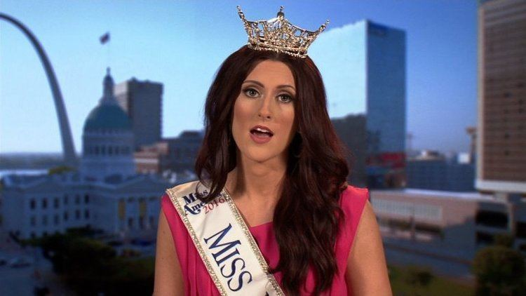 Erin O'Flaherty Miss Missouri makes history as first openly gay Miss America