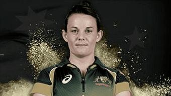 Erin Osborne Tamworth39s Erin Osborne ready for the Ashes ABC New