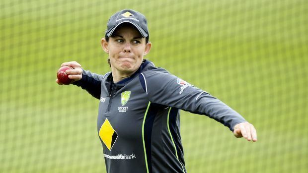 Erin Osborne Cricket Australian Southern Stars offspinner Erin