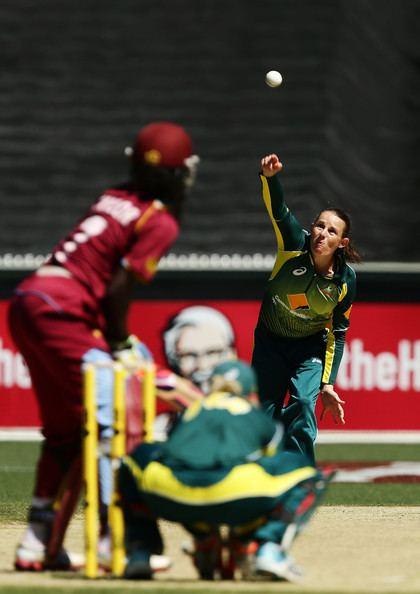 Erin Osborne Erin Osborne Photos Australia v West Indies Game 3 Zimbio