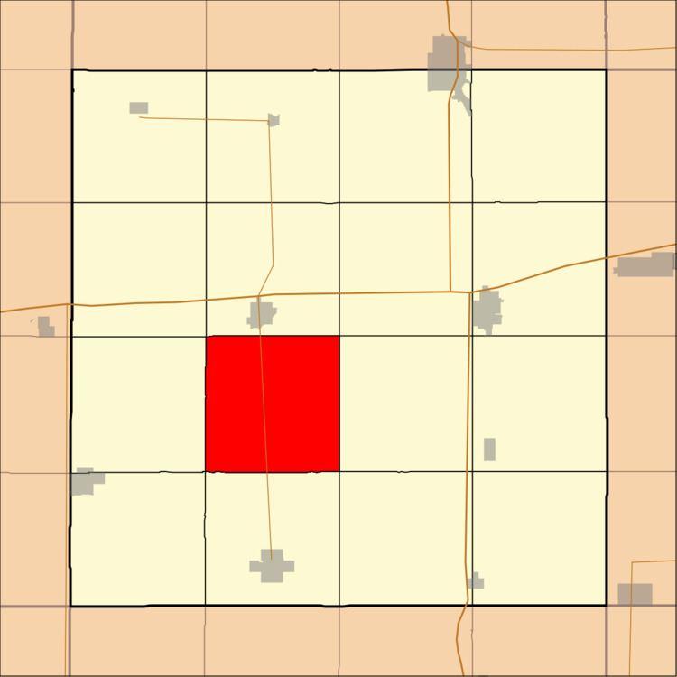 Erin Township, Hancock County, Iowa