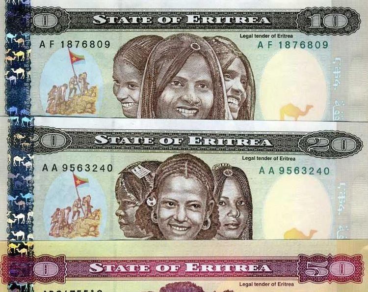 Eritrean Nakfa Alchetron The Free Social Encyclopedia