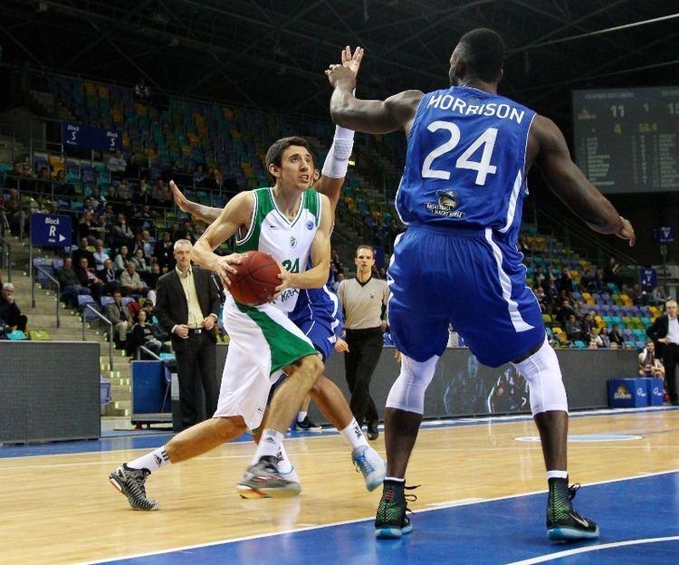 Erjon Kastrati Erjon Kastrati FIBA Europe Cup
