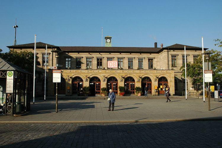 Erlangen station