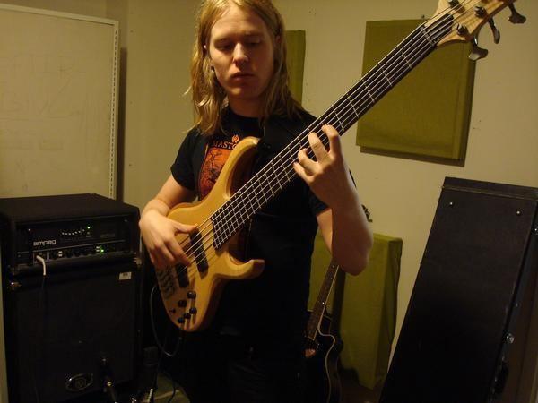 Erlend Caspersen Soreption Bass tone SevenStringorg