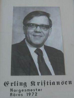 Erling Kristiansen Erling Kristiansen 75 r Oslo Schakselskap