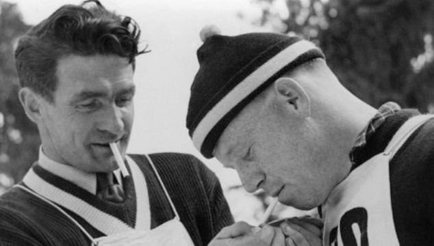 Erling Kroken FileSimon Slttvik and Erling Kroken 1952jpg Wikimedia Commons