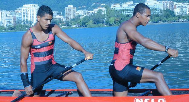 Erlon Silva Erlon Silva e Ronilson Oliveira do Flamengo so os novos