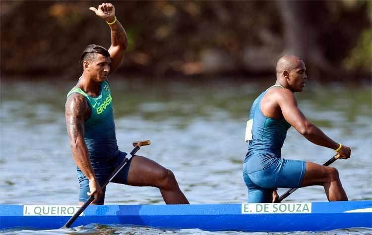 Erlon Silva Com Erlon Silva Isaquias Queiroz garante vaga em mais uma final na