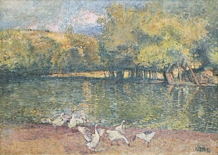 Erma River near Tran