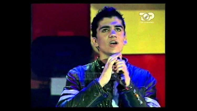 Ermal Fejzullahu Ermal Fejzullahu Ne mendje te kam 8 Prill 2004 Top Fest 1 YouTube
