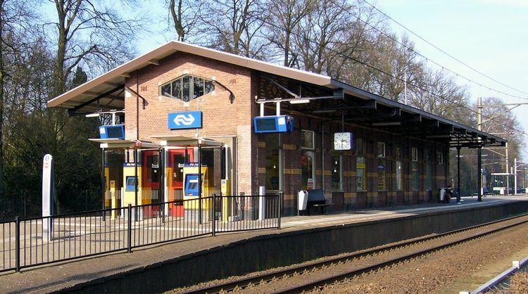 Ermelo railway station