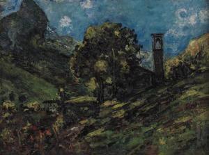 Ermenegildo Agazzi Prices and estimates of works Ermenegildo Agazzi