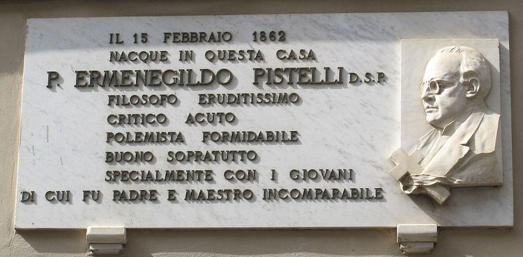 Ermenegildo Pistelli Ermenegildo Pistelli Wikipedia
