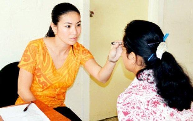 Erna Takazawa Optometrist Erna Takazawa named Auckland University Young Alumna of