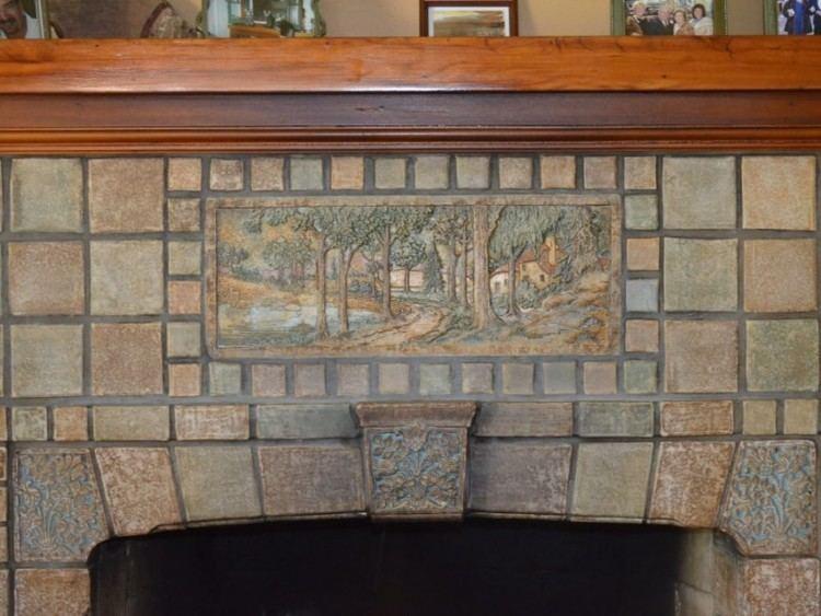 Ernest A. Batchelder Batchelder Tiles Are the Cats Meow Monrovia CA Patch