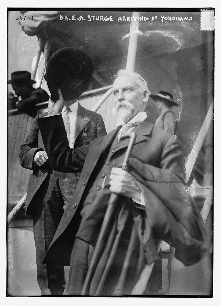 Ernest Adolphus Sturge