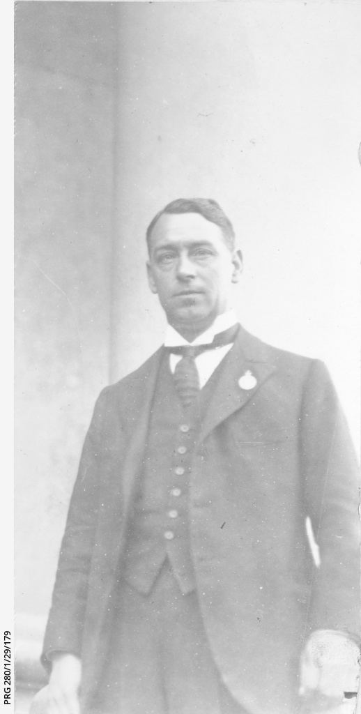Ernest Anthoney Ernest Anthoney Photograph State Library of South Australia