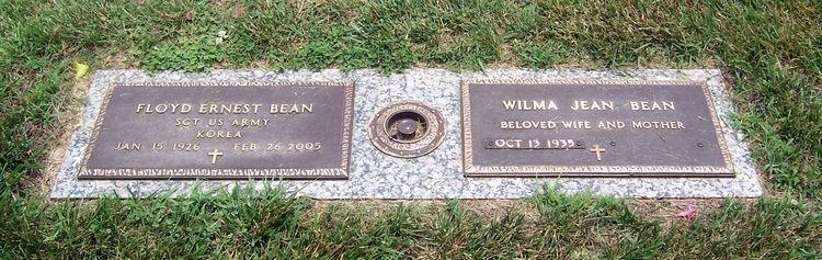 Ernest Bean Floyd Ernest Bean 1926 2005 Find A Grave Memorial