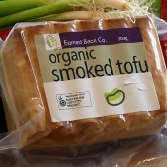 Ernest Bean Ernest Bean Tofu Smoked 300g Harris Farm Markets