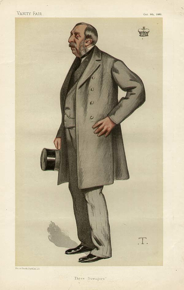 Ernest Brudenell-Bruce, 3rd Marquess of Ailesbury