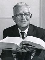 Ernest Cadman Colwell wwwemoryhistoryemoryeduimagesinteriorpeople