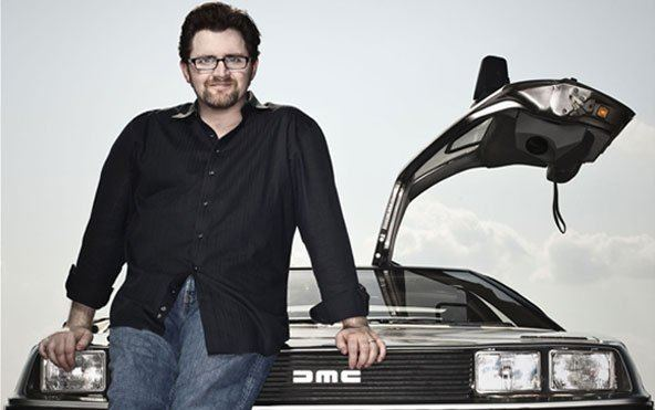 Ernest Cline One on One Ernest Cline Author of 39Ready Player One
