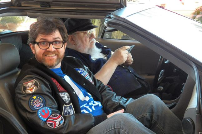 Ernest Cline Ernest Cline is the luckiest geek alive The Verge