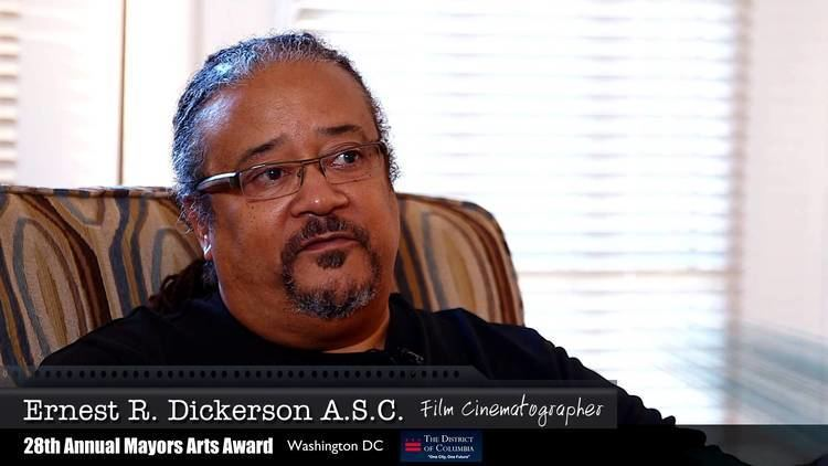 Ernest Dickerson Meet Earnest R Dickerson Director Film Cinematographer YouTube