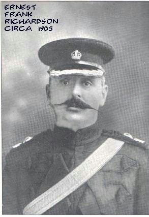 Ernest Frank Richardson