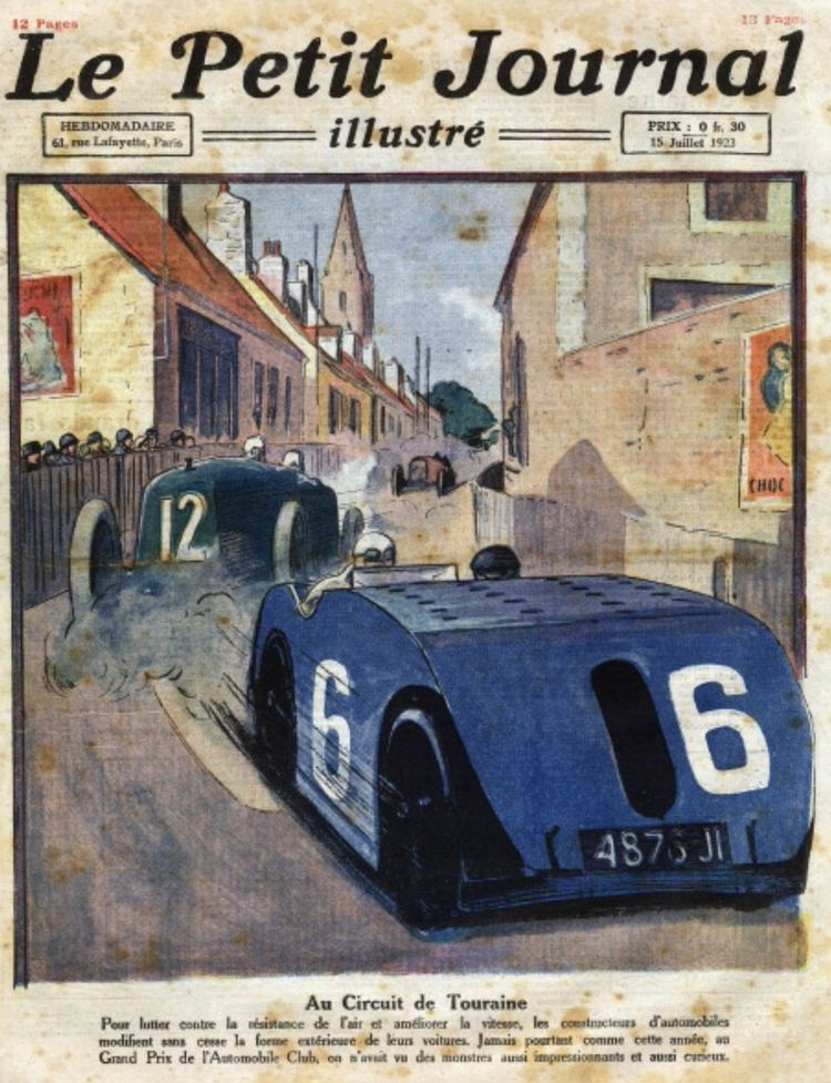 Ernest Friderich Ernest Friderich from Henry Segrave Bugatti Tank and Sunbeam