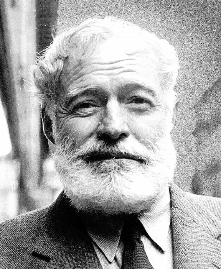 Ernest Hemingway Content Writing Tips from Ernest Hemingway