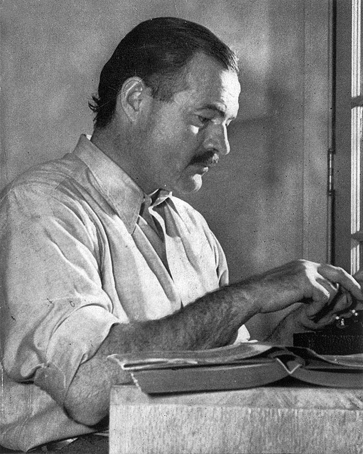 Ernest Hemingway httpsuploadwikimediaorgwikipediacommons22