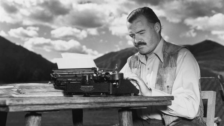 Ernest Hemingway Ernest Hemingway Author Biographycom