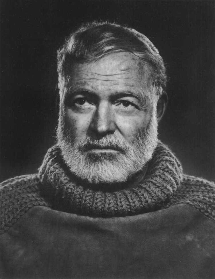 Ernest Hemingway Ernest Hemingway Naim Attallah Online