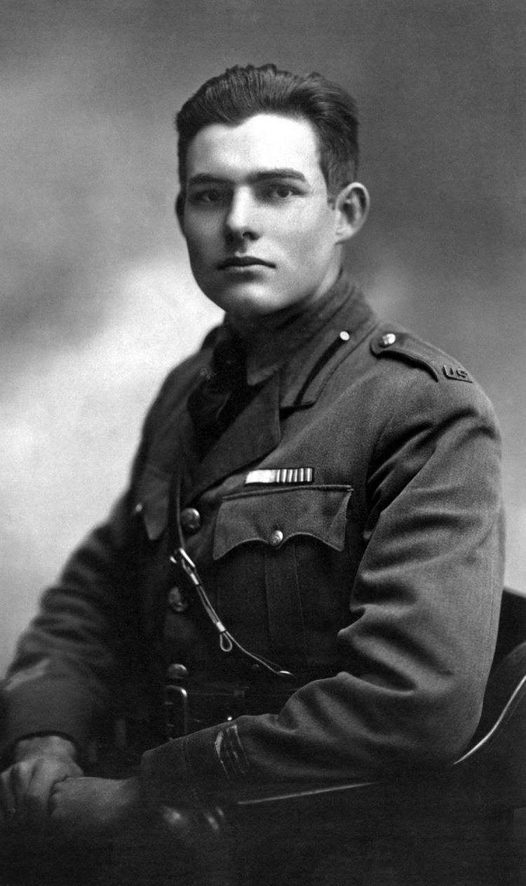 Ernest Hemingway Ernest Hemingway Wikipedia the free encyclopedia