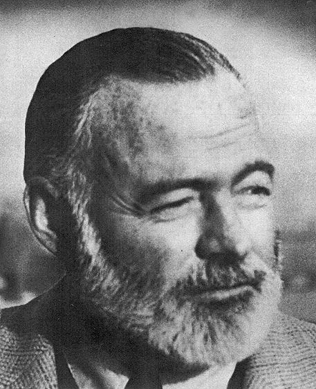 Ernest Hemingway 18 Quotes for Writers from Ernest Hemingway