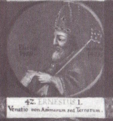 Ernest I of Schauenburg