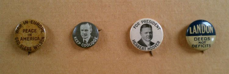 Ernest J. Bohn KSL Special Collections News Blog Ernest J Bohn Political Memorabilia
