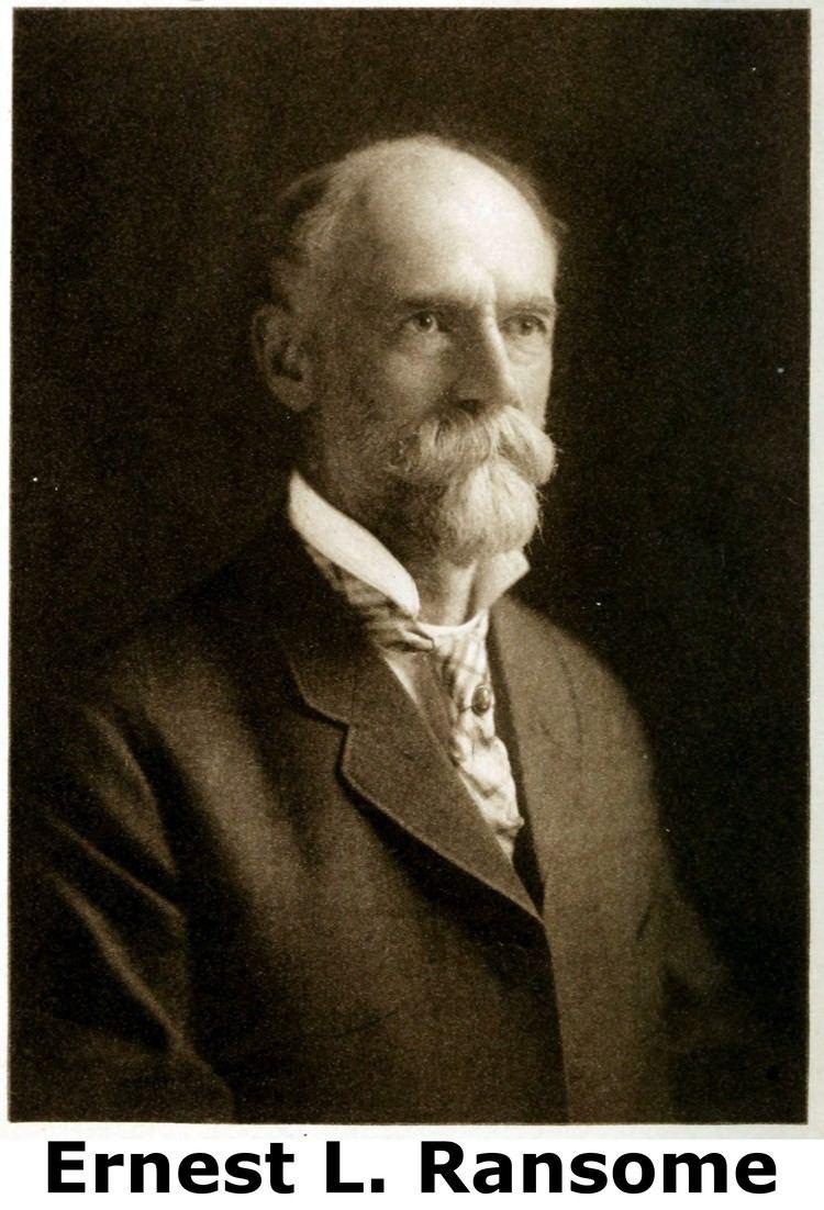 Ernest L. Ransome historicbridgesorgcaliforniaalvordlakeransome
