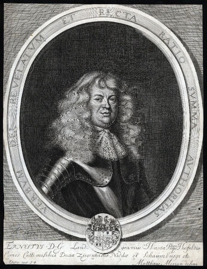 Ernest, Landgrave of Hesse-Rheinfels