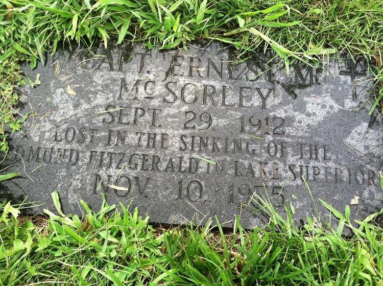 Ernest M. McSorley Ernest Michael McSorley 1912 1975 Find A Grave Memorial Gone