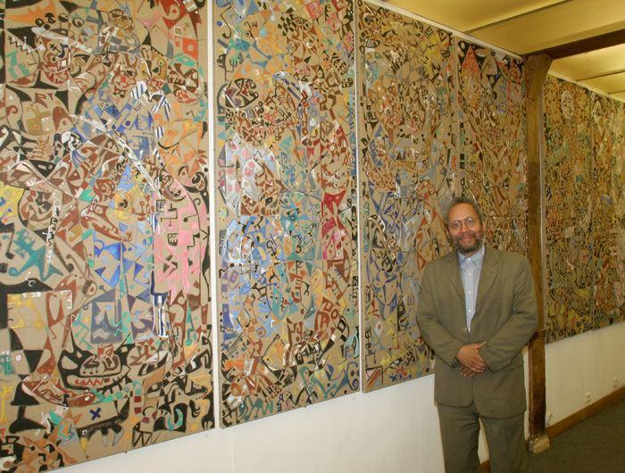 Ernest Mancoba Artist Wonga Mancoba dies in Paris The Journalist