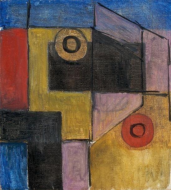 Ernest Mancoba Ernest Mancoba Works on Sale at Auction amp Biography