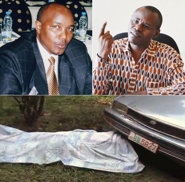 Ernest Manirumva Burundi OLUCOME Assassinat de Ernest Manirumva Gabriel Rufyiri