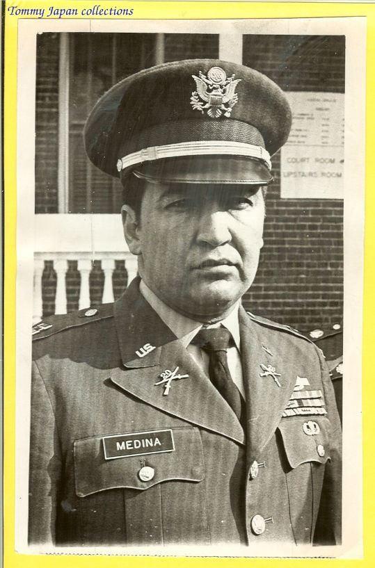 Ernest Medina 1971 Vietnam My Lai Massacre Court Martial Ordered Captain