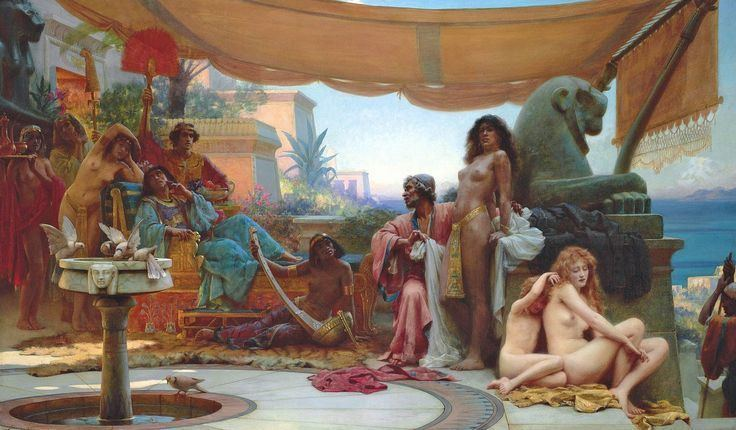 Ernest Normand Ernest Normand Paintings Pinterest Ancient Egypt