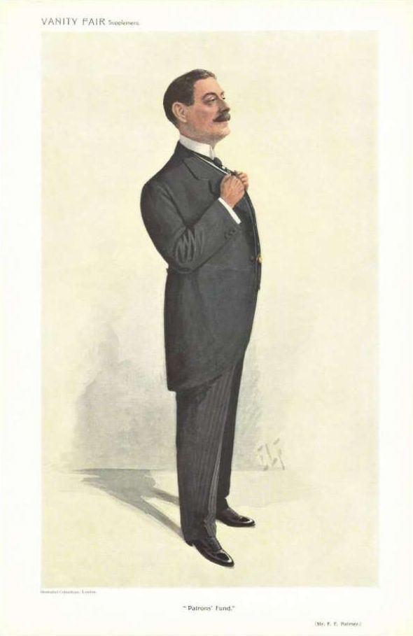 Ernest Palmer, 1st Baron Palmer