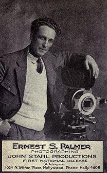 Ernest Palmer (American cinematographer) httpsuploadwikimediaorgwikipediacommonsthu